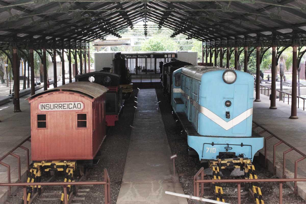 Resultado de imagem para pernambuco - Estação Central Capiba