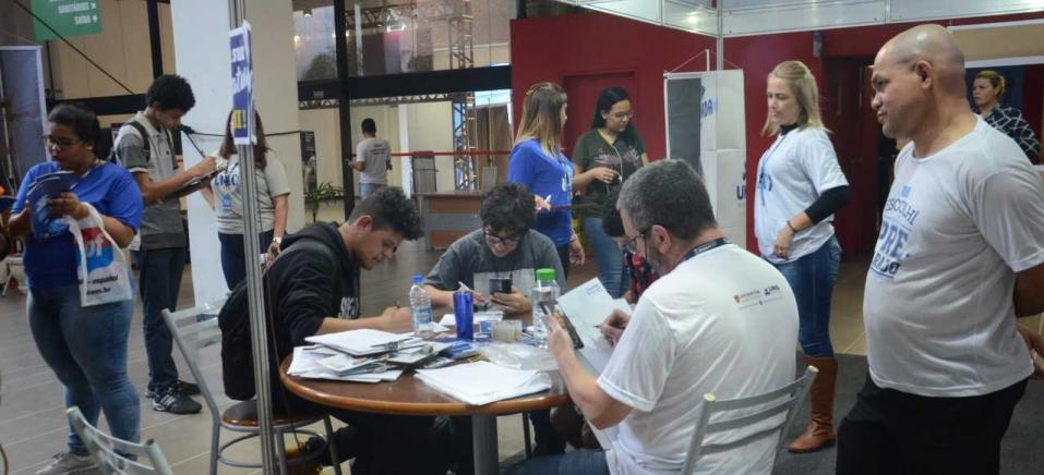 Divulgação / Univeritas/UNG