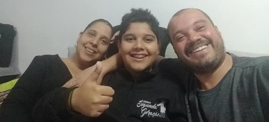 Hélio Sales Junior / Arquivo Pessoal