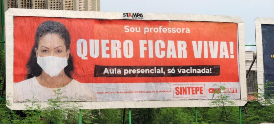 Divulgação/Sintepe