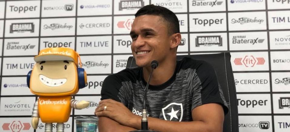 Reprodução/Facebook/Botafogo