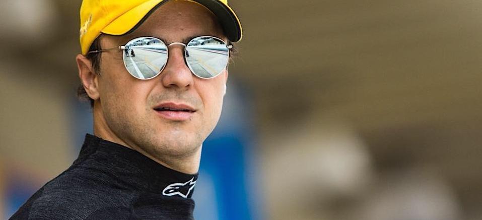 Reprodução/Facebook/Felipe Massa