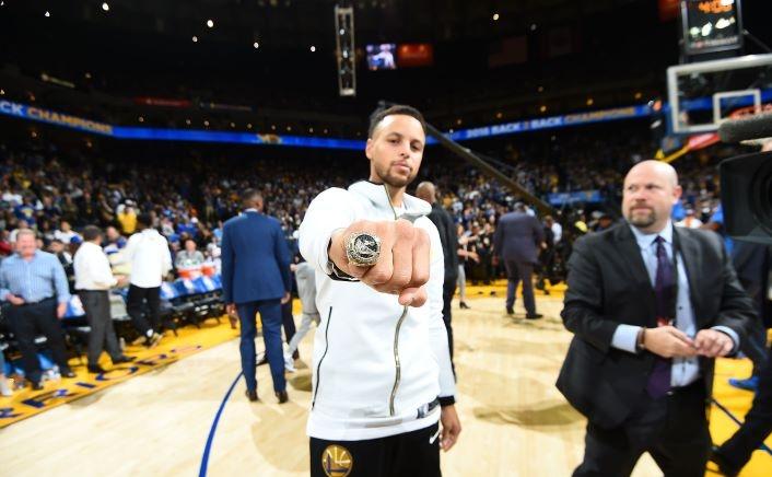 Noah Graham/Divulgação/ Golden State Warriors