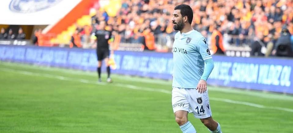 Reprodução/Facebook/ İstanbul Başakşehir Futbol Kulübü