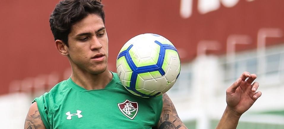 Reprodução/Facebook/Fluminense