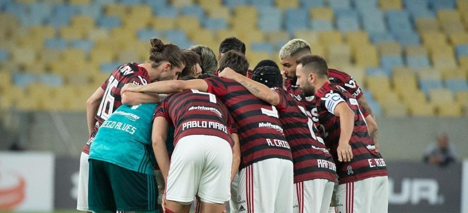 Reprodução/Instagram/ Flamengo/ Alexandre Vidal