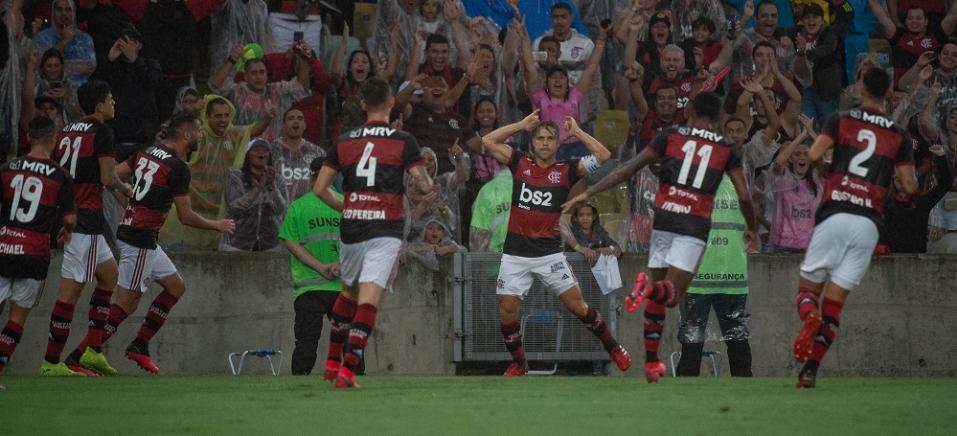 Alexandre Vidal & Paula Reis / Flamengo