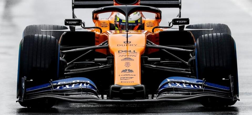 Reprodução/Facebook/McLaren.Racing