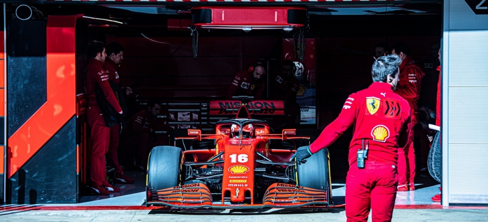 Reprodução/Twitter/@Ferrari