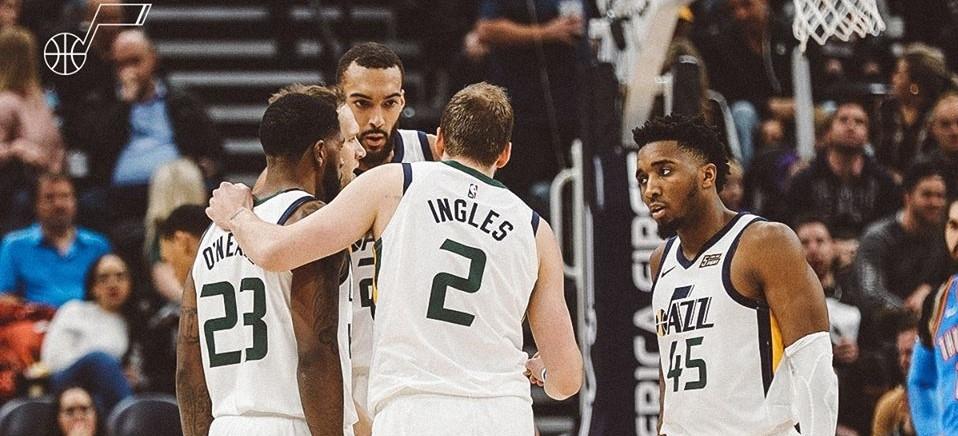 Divulgação/Utah Jazz