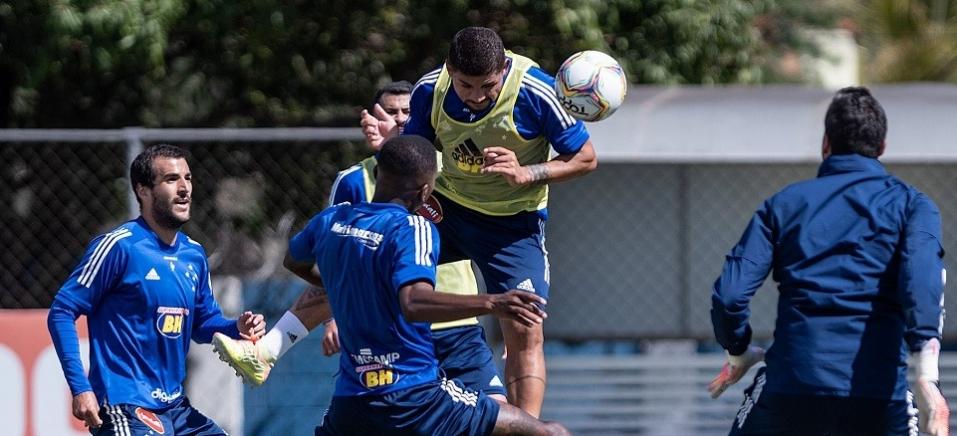 Reprodução/Facebook/Cruzeiro