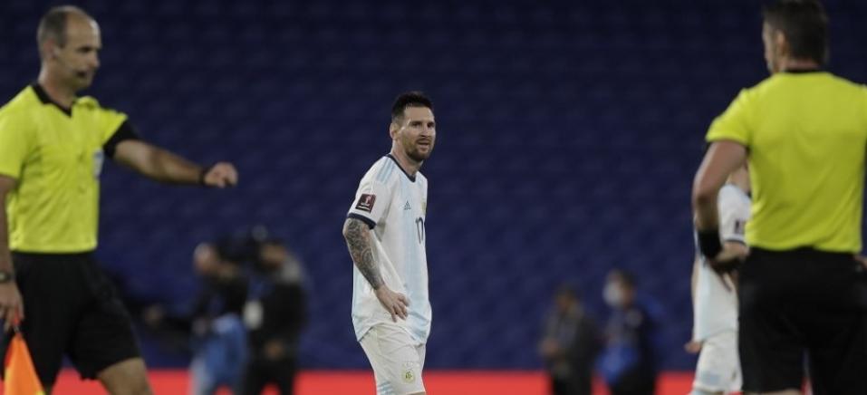 JUAN IGNACIO RONCORONI / POOL / AFP