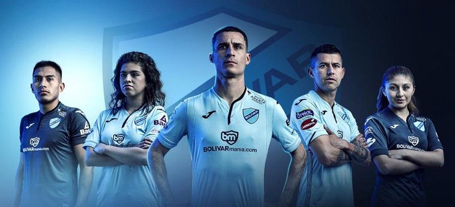Divulgação / Fútbol Club Bolívar