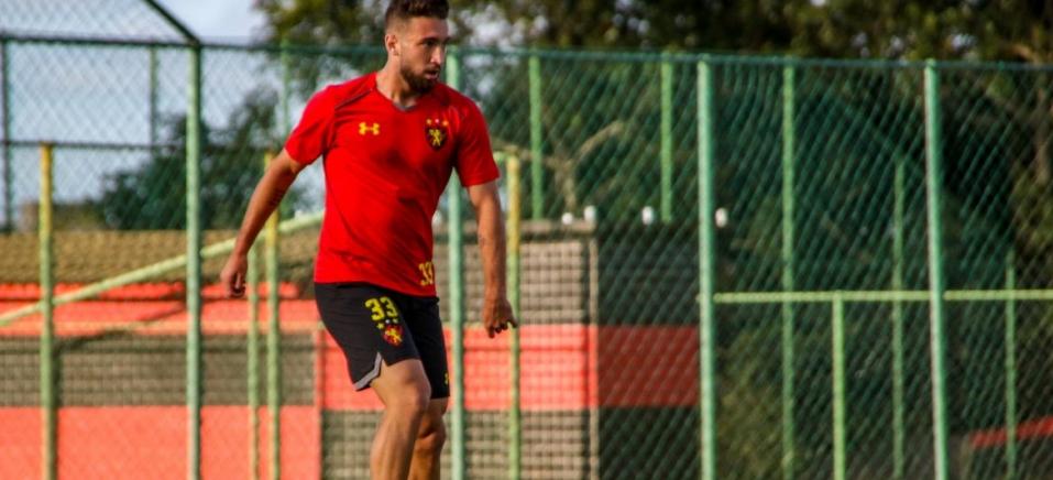 Williams Aguiar/Sport Club do Recife.