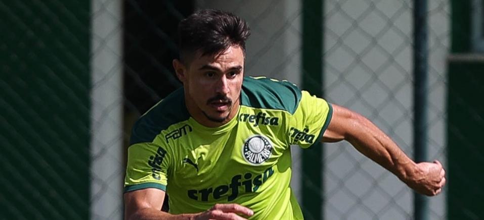 Divulgação/Palmeiras César Greco