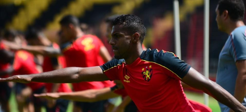 Anderson Stevens/ Sport Recife