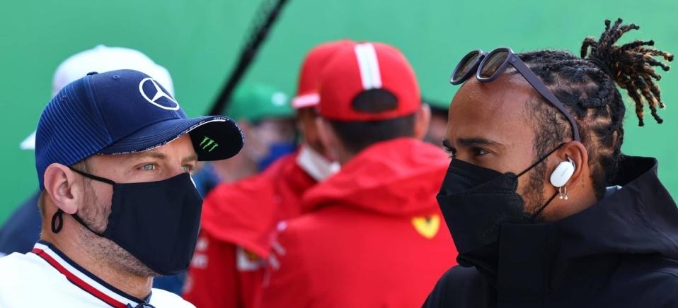 Steve Etherington for Mercedes Benz Grand Prix Ltd.