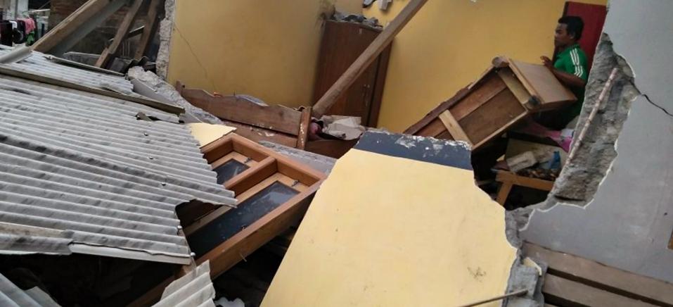 Handout/Nusa Tenggara Barat Disaster Mitigation Agency/AFP