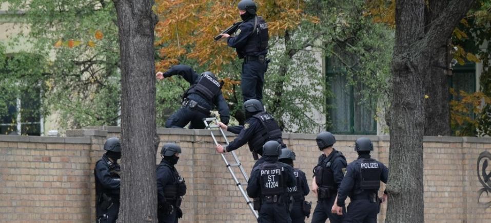 SEBASTIAN WILLNOW/DPA/AFP