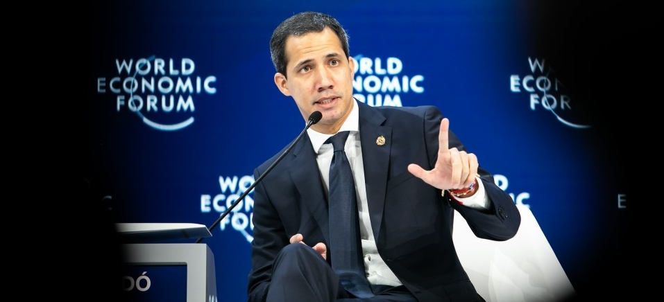 World Economic Forum/Ciaran McCrickard