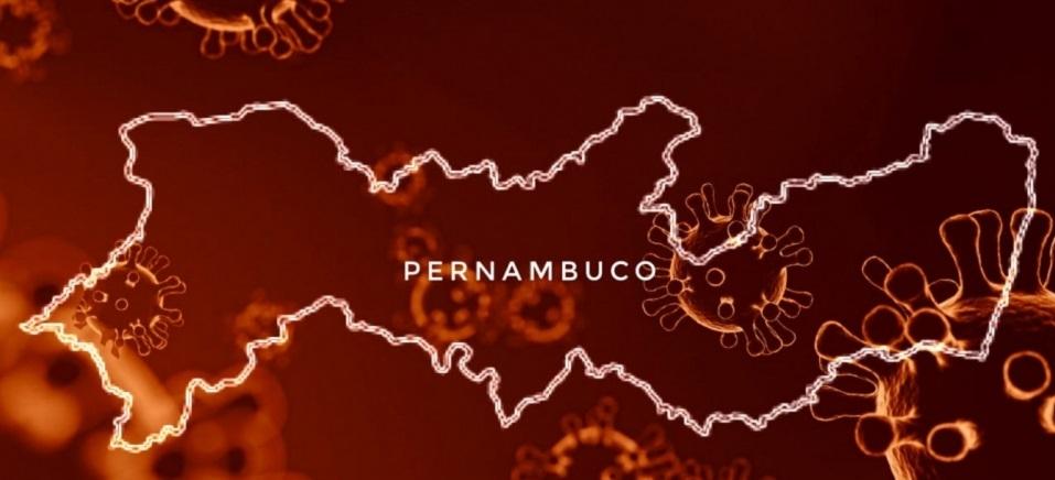 Covid-19: Pernambuco registra mais de mil casos no domingo