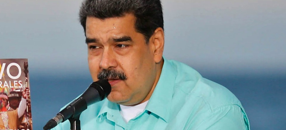 Handout / Venezuelan Presidency / AFP