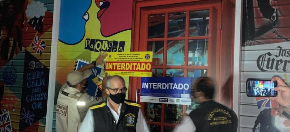 Divulgação/PM-PE