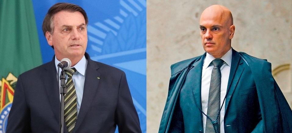 Isac Nóbrega/PR e Fellipe Sampaio /SCO/STF