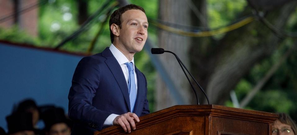 Reprodução/Facebook/Mark Zuckerberg