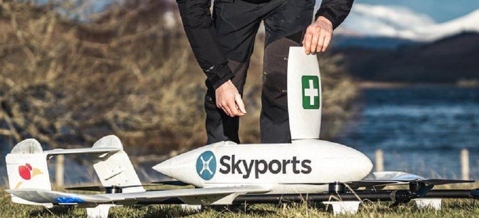 Divulgação/Skyports