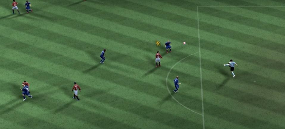 Reprodução/FIFA 09