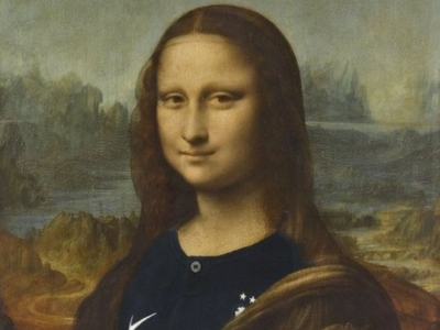 Reprodução/Twitter/Louvre