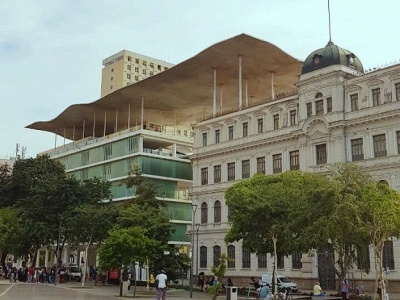 Reprodução/Facebook/Museu de Arte do Rio