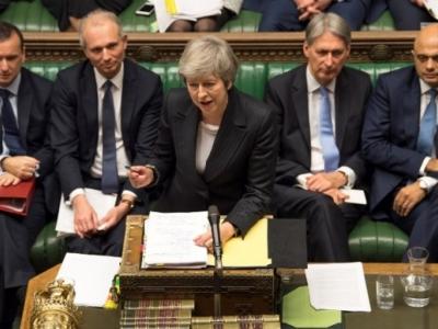 MARK DUFFY/AFP/UK PARLIAMENT