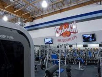 Reprodução/Facebook/Crunch Gym:Los Angeles