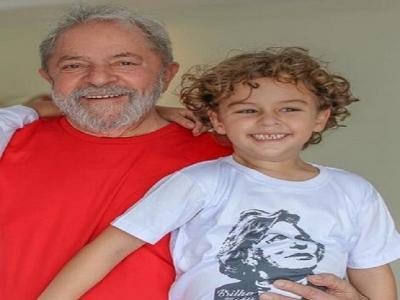 Reprodução/Twitter/ Instituto Lula