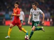 Bale marca 3 em amistoso e quebra recorde pela seleção