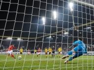 Suíça goleia a Bélgica e vai à semi da Liga das Nações