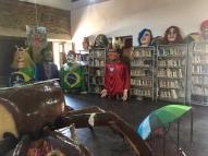 Centenário de bonecos gigantes é celebrado com exposição