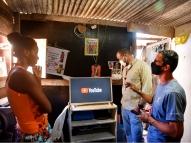Comunidade do Pilar terá internet Wi-Fi gratuita