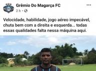 Grêmio do Magarça: a 'corneta' sensação da internet