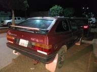 Carro furtado há 30 anos é apreendido em blitz