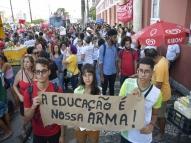 UBES convoca protestos contra erros no Enem