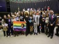 Com Daniela Mercury, Câmara celebra direitos LGBT