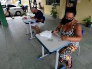 No centro do Recife, votação do 2º turno começa tranquila