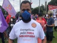 """Bolsonaro mataria Jesus hoje"", diz pastor Henrique Vieira"