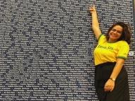 Gaúcha fica em 1° lugar em feira de ciências mundial