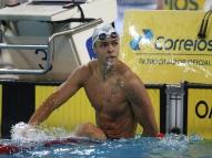 Por doping, nadador Gabriel Santos deixa o Mundial e o Pan