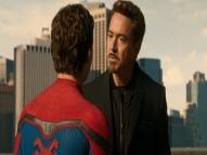 Crise no MCU? Robert Downey Jr. e Tom Holland posam juntos