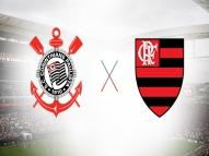 Corinthians x Flamengo em dose tripla no domingo
